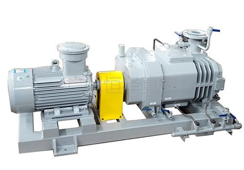 VDP无油螺杆真空泵